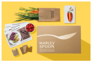Martha and Marley Spoon Coupon Codes